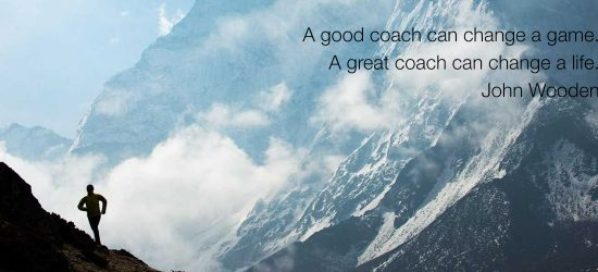 good coach quote John Wooden