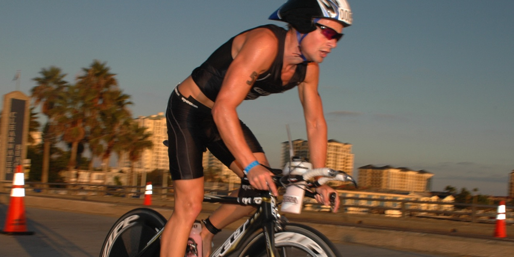 Fraser Cartmell New Triathlon